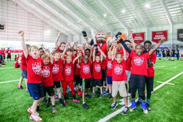 Hyundai Youth Football Camps