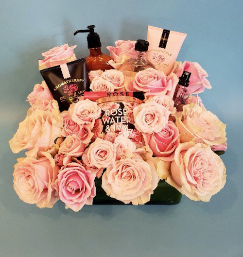 Virtual Event Boxes photo pink-arrangement-with-product.jpg