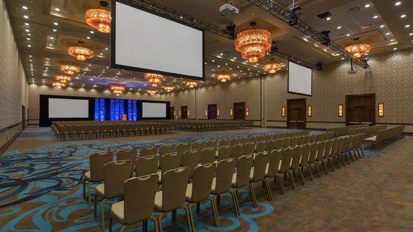 Zilker Ballroom space photo