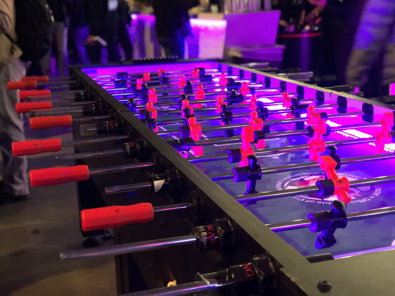 Build Things That Matter Powerful Party photo LED FoosBall For Company Party.jpg