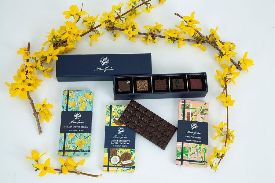 Gourmet Chocolate Tasting service