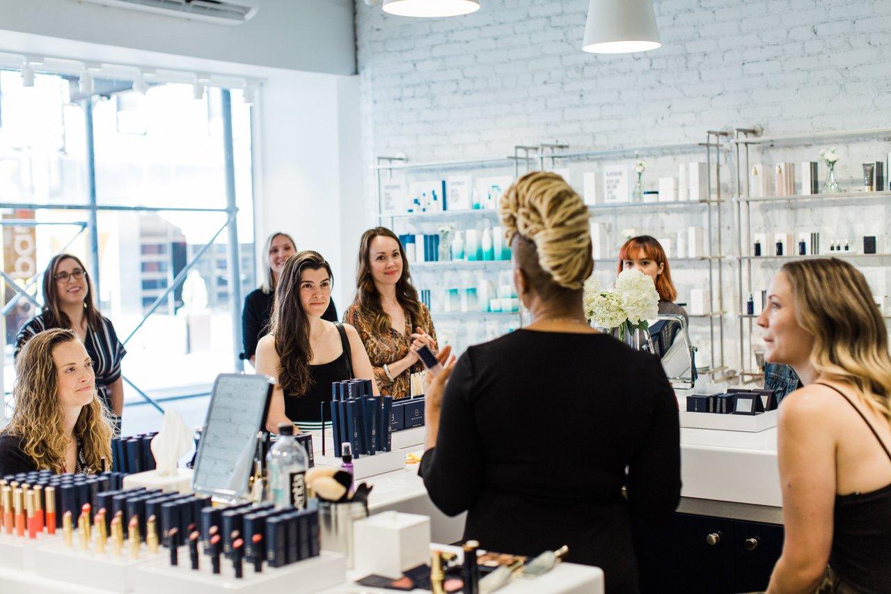 Clean Make Up Artists at Beauty Counter photo 20190609_Events_CleanBeautyArtistsClass-30.jpg