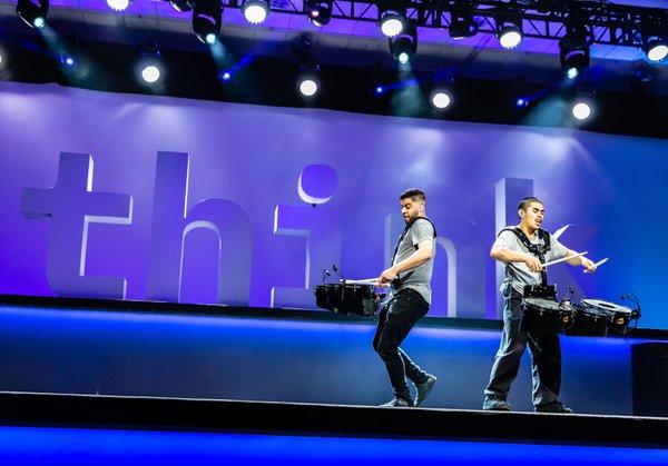 IBM Think 2019 cover photo
