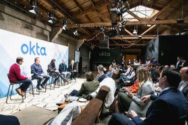 Okta Press Event