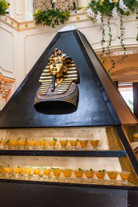 Come Walk Like An Egyptian  photo pyramid-drinks.jpg