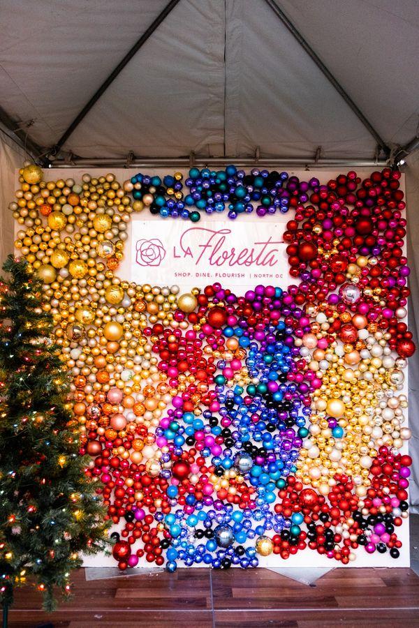 La Floresta Holiday Photo Booths
