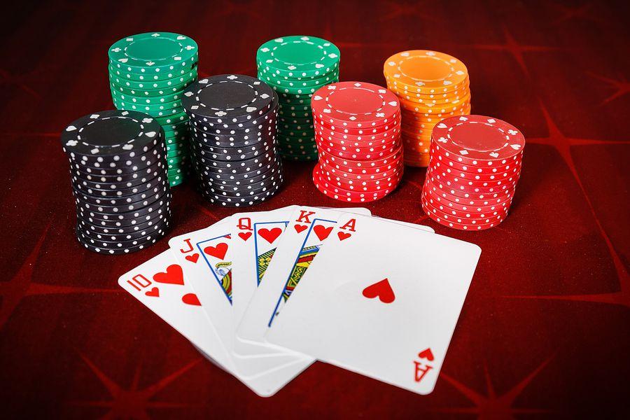 Casino & Poker Table Rentals service