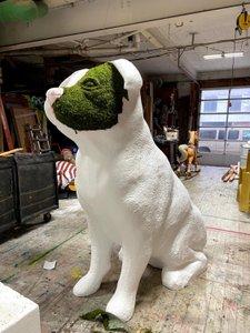 Fomo - 8 ft. Topiary Dog Sculpt photo 26982A58-9355-4642-ADF3-2FB683621D67.jpg