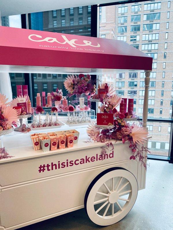 Cake Beauty Product Showcase cover photo