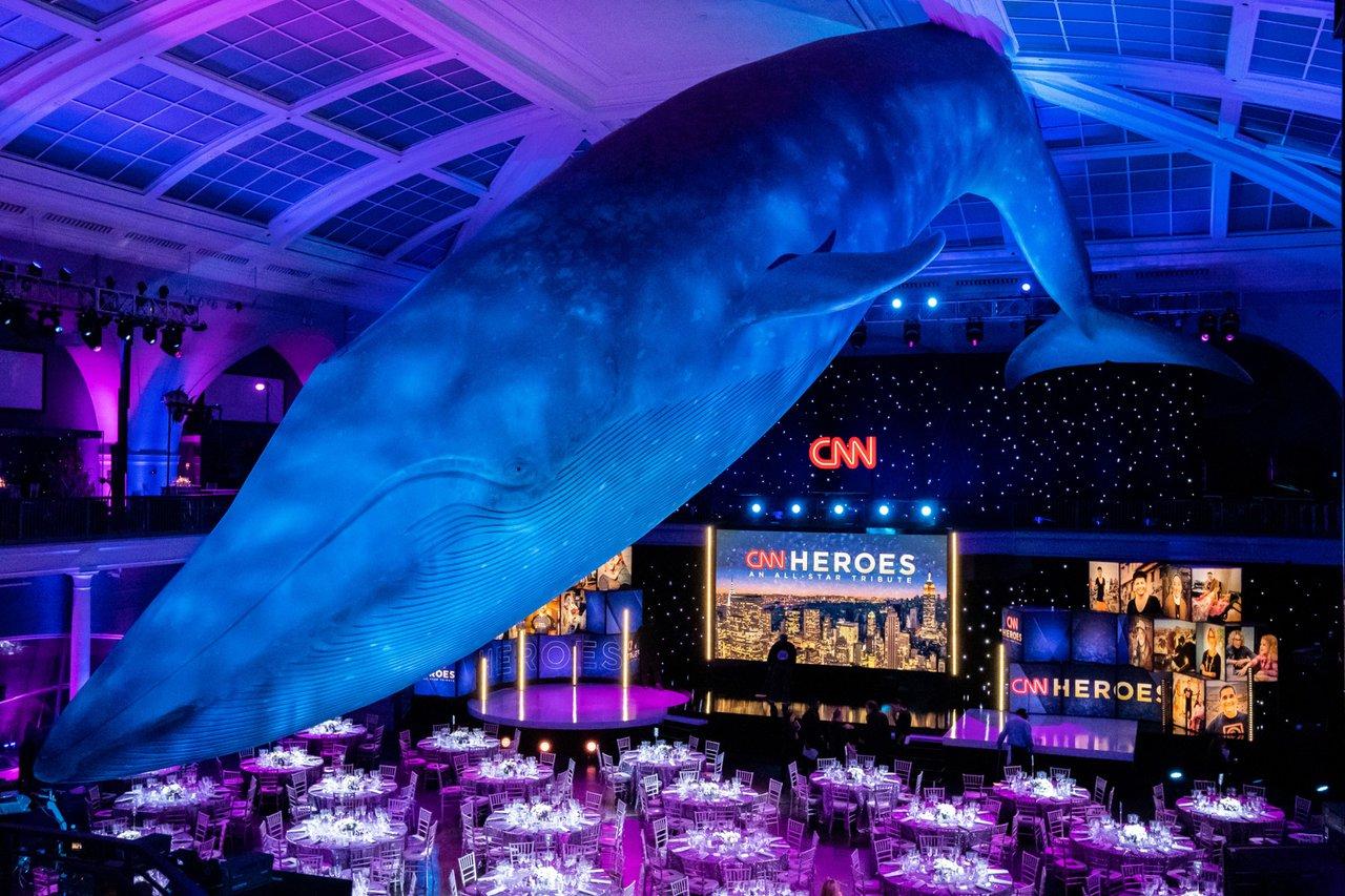 CNN Heroes Awards cover photo