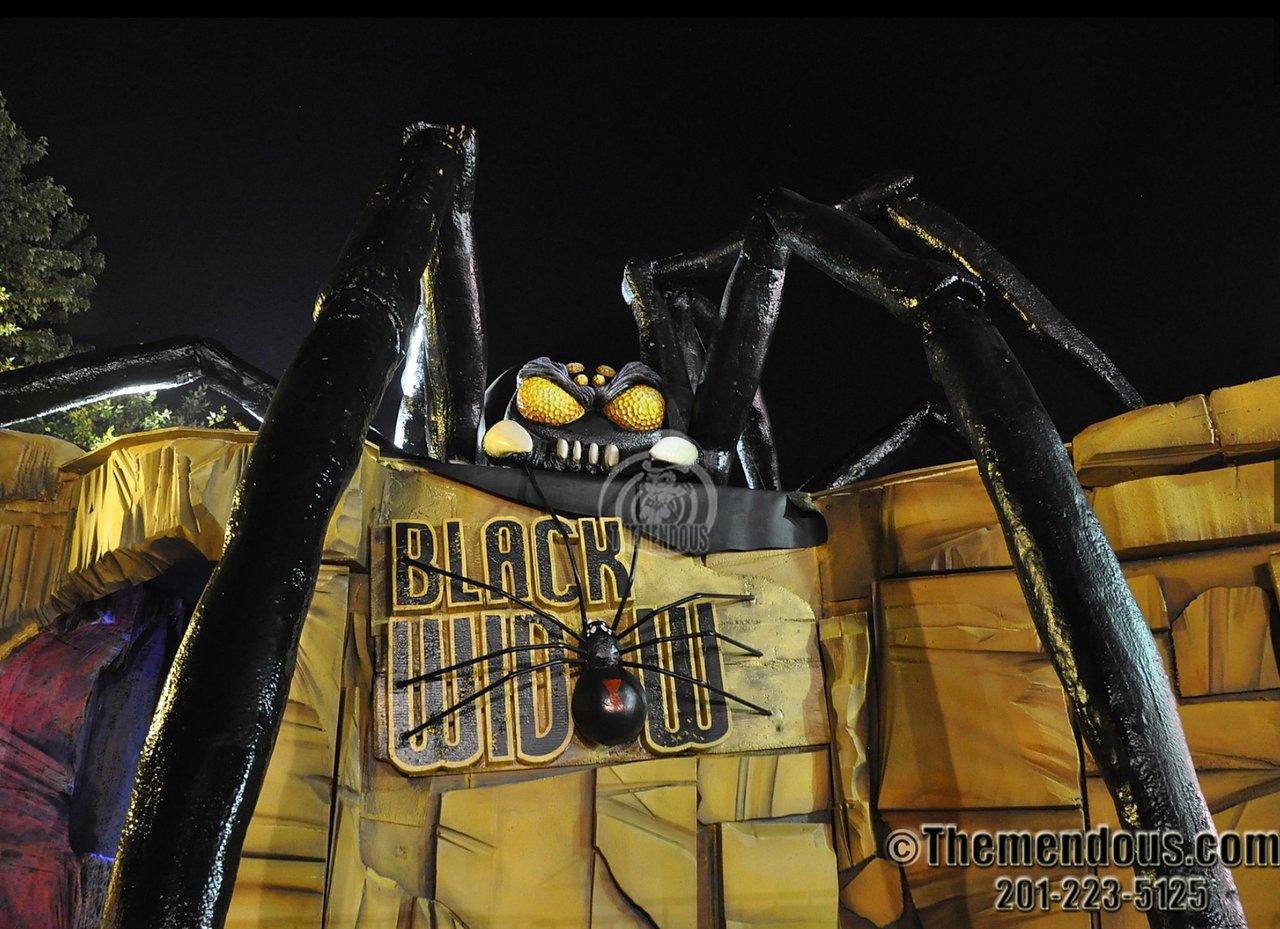 GIGANTIC Black Widow Spider Sculpt photo A3EFEFBB-E6B4-4609-BCB0-71BA5DCCABC3.jpg