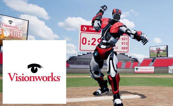Visionworks Big Hitter cover photo