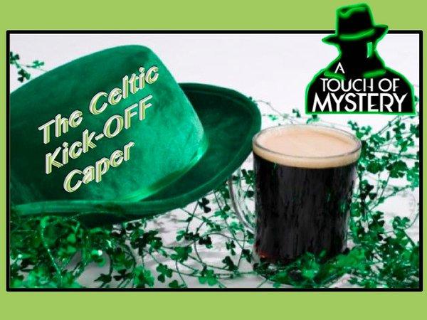 The Celtic Kick-OFF Caper cover photo