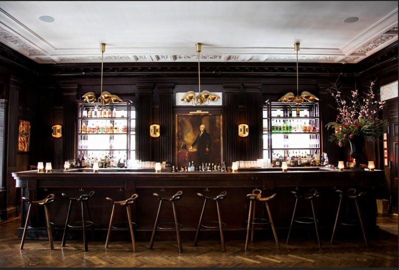 George Washington Bar space photo