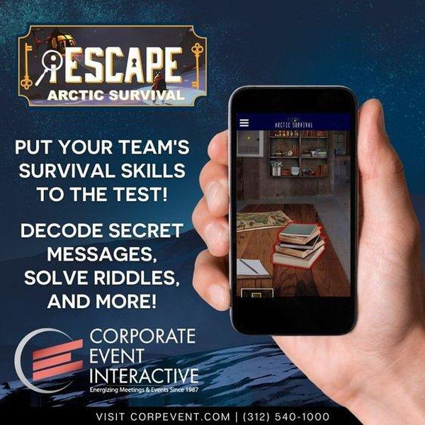 iEscape - Virtual Escape Rooms: TV photo.jpg
