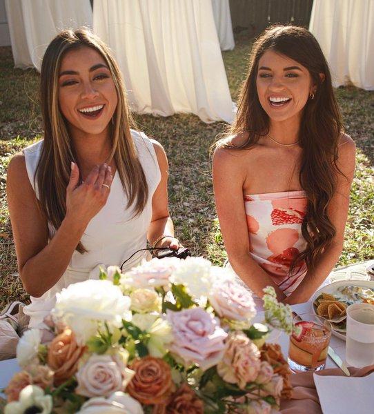 Madi + Jeanine Take Dallas cover photo