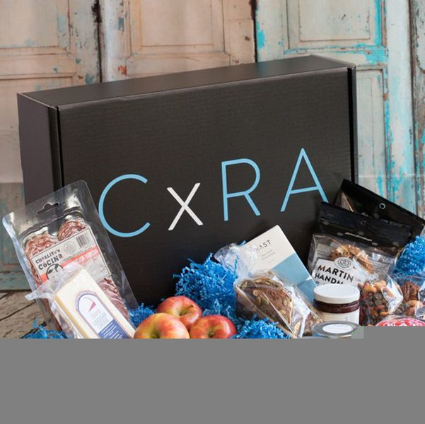 Customized, experiential gift boxes. service