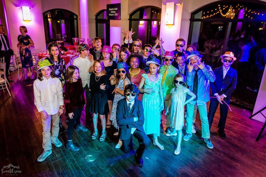 Sebby's Bar Mitzvah Party