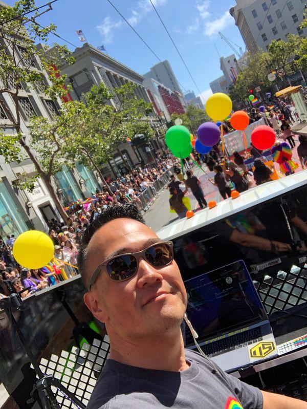 New Relic in SF Pride Parade 2019