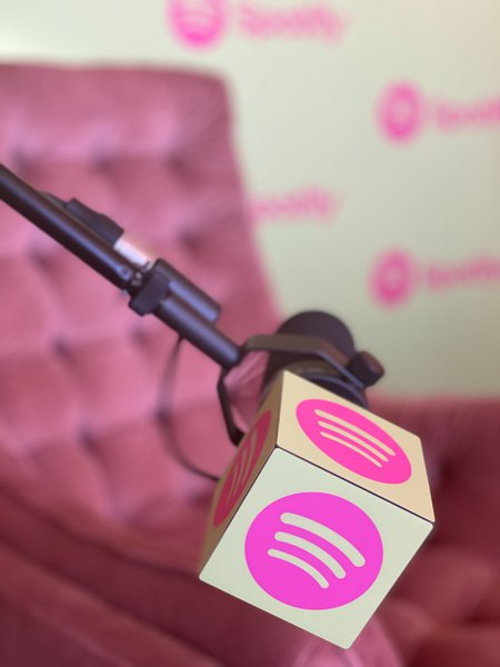 Spotify CES