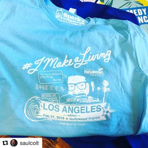 I Make a Living by Freshbooks photo saul-shirt.jpg