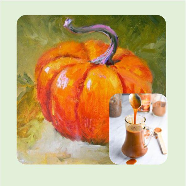 Virtual Pumpkin & Spice  service
