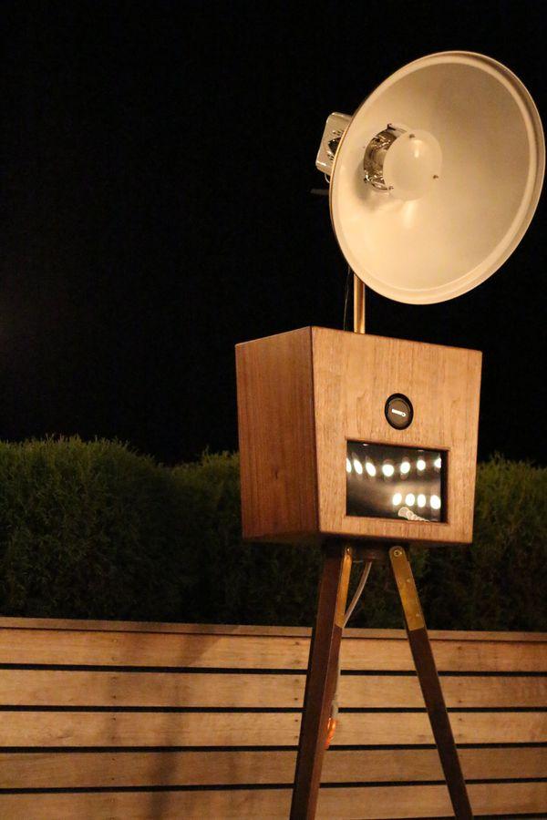 POP Open Air DSLR Booth service