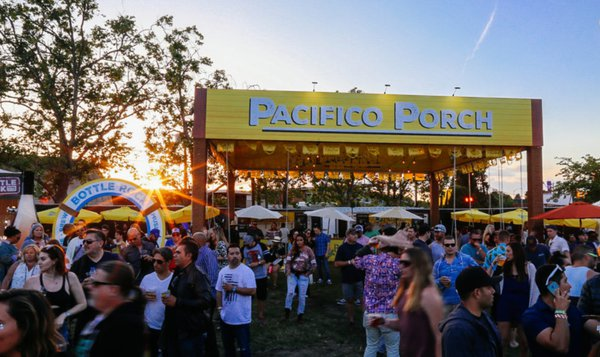 Pacifico Porch @ BottleRock cover photo