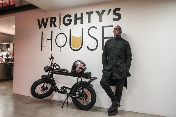 Wrighty's House