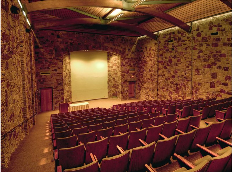 Auditorium space photo