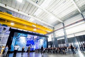 Weber Metals Grand Press Unveiling photo Weber Metals Grand Reveal.jpg