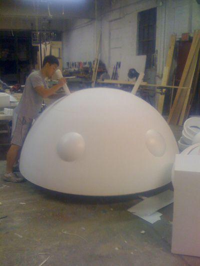 Foam Sculptures: IMG_0082.jpg
