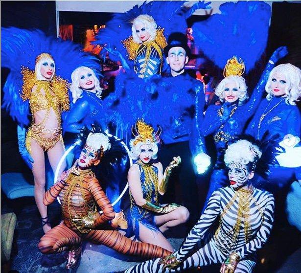 Midnight Carnival NYE 2020