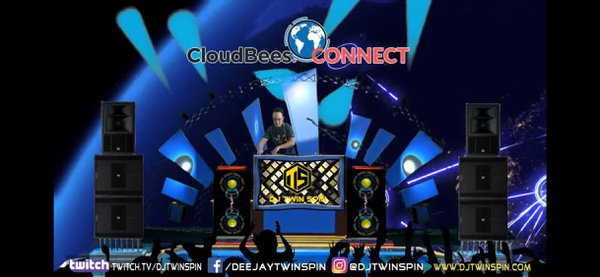 CloudBees Connect 2020 Live DJ Stream cover photo
