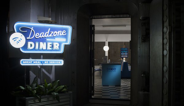 The Deadzone Diner cover photo