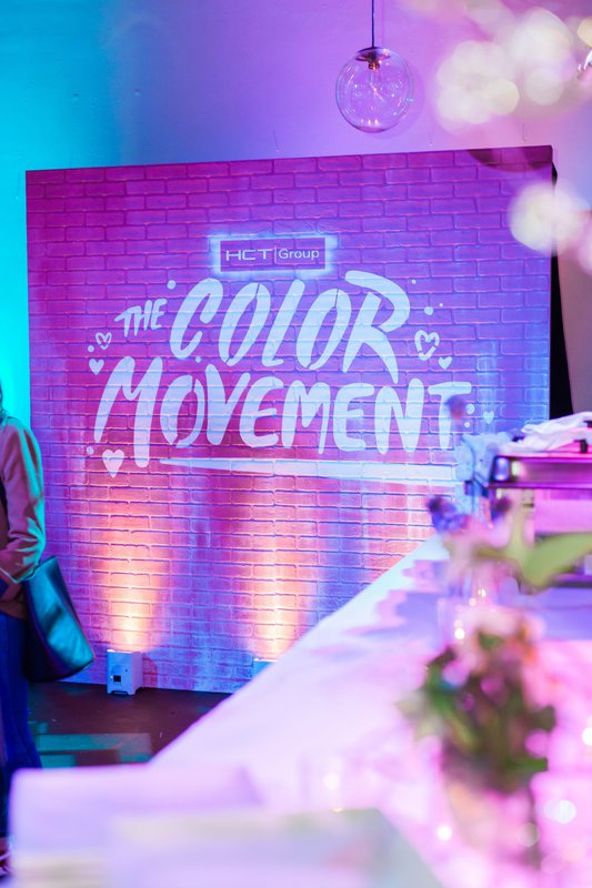 Color Movement cover photo