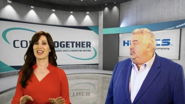 Hughes Virtual Sales Meeting 2021 cover photo