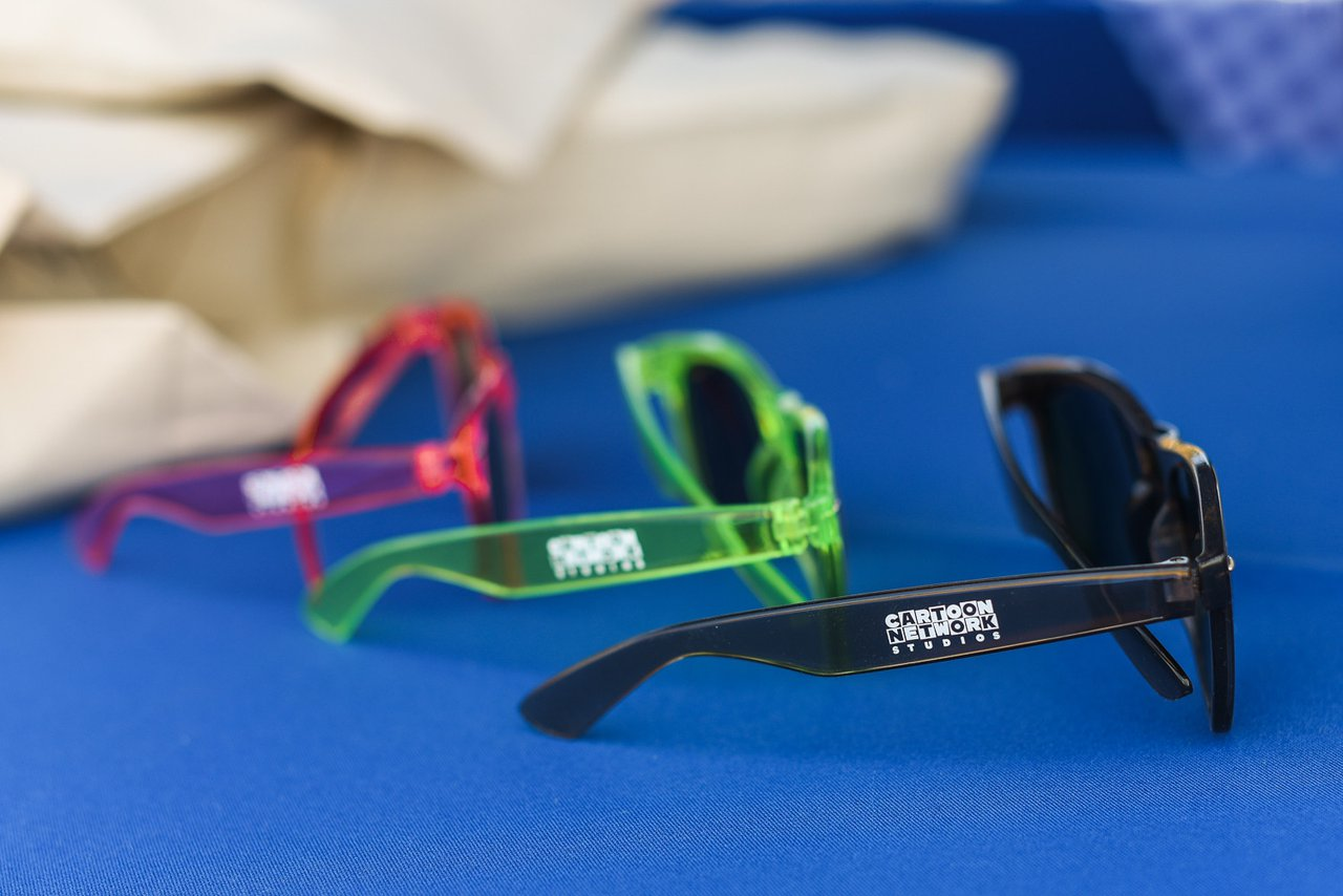 Cartoon Network's Beach Picnic photo CartoonNetwork- Branded Sunglasses for Company Outing at the Beach.jpg