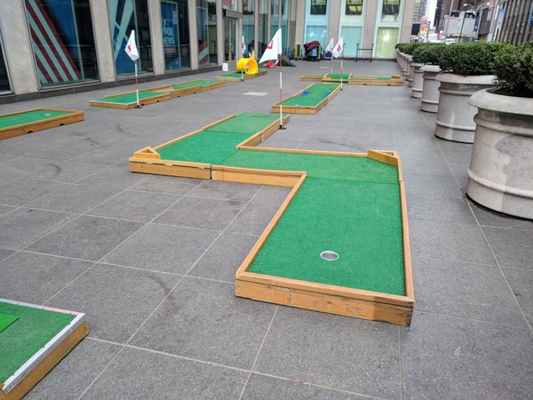 Fox & Friends Saturday Morning Mini Golf cover photo