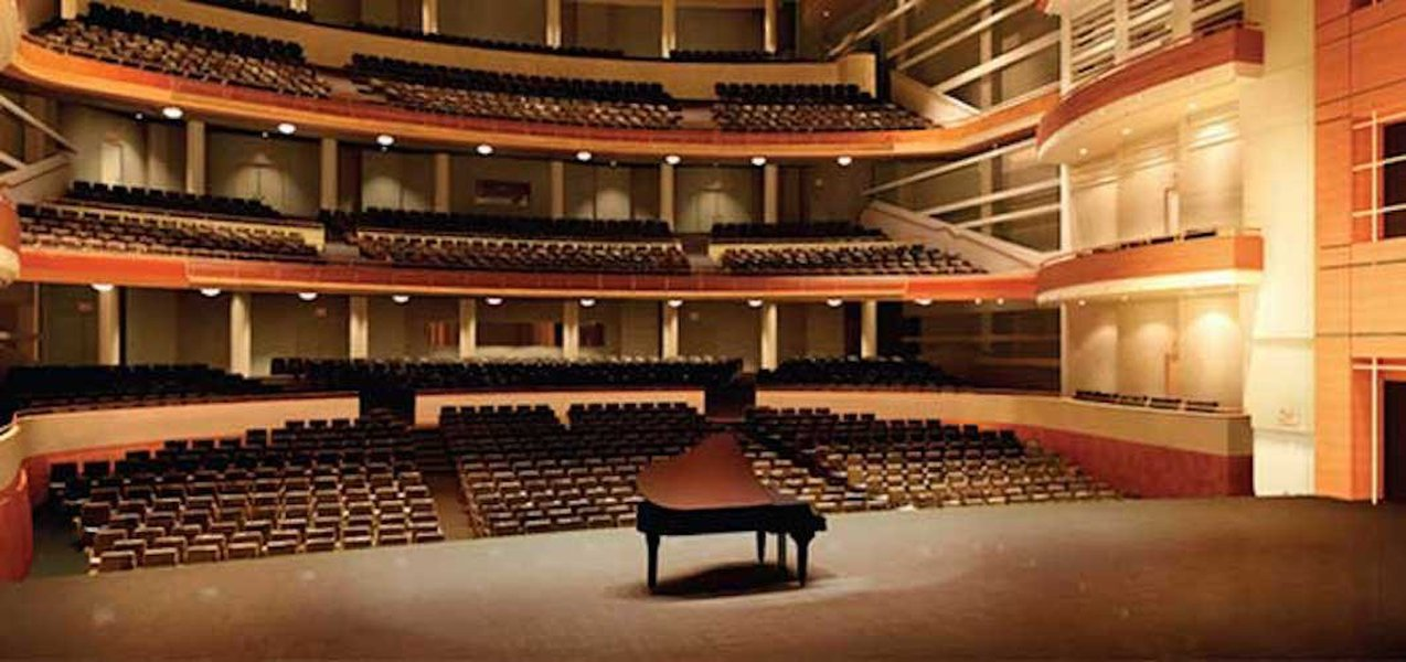 The Long Center for the Performing Arts