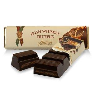 Boozy Chocolate Tasting!  photo Butlers-Dark-Chocolate-Irish-Whiskey-Truffle-Bar-75g-open.jpg