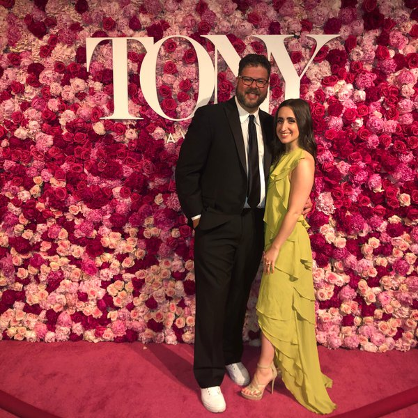 73rd Tony Awards cover photo