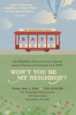The Philadelphia School: EATS