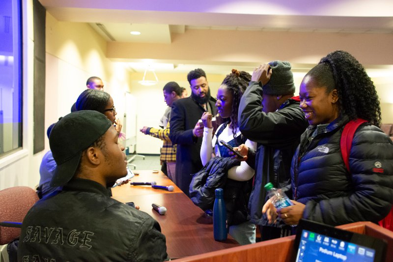 Black Student Success Series - Panel cover photo