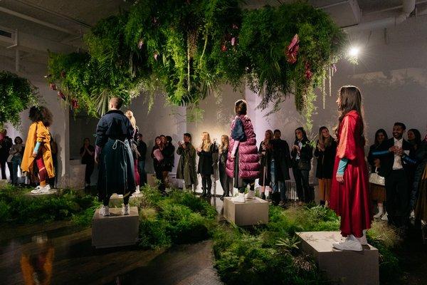 Roksanda x lululemon Fashion Launch