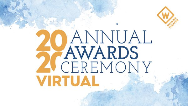 Working Theater Virtual Awards Ceremony cover photo
