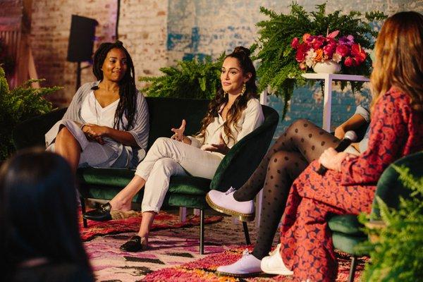 lululemon International Womens Day Panel cover photo