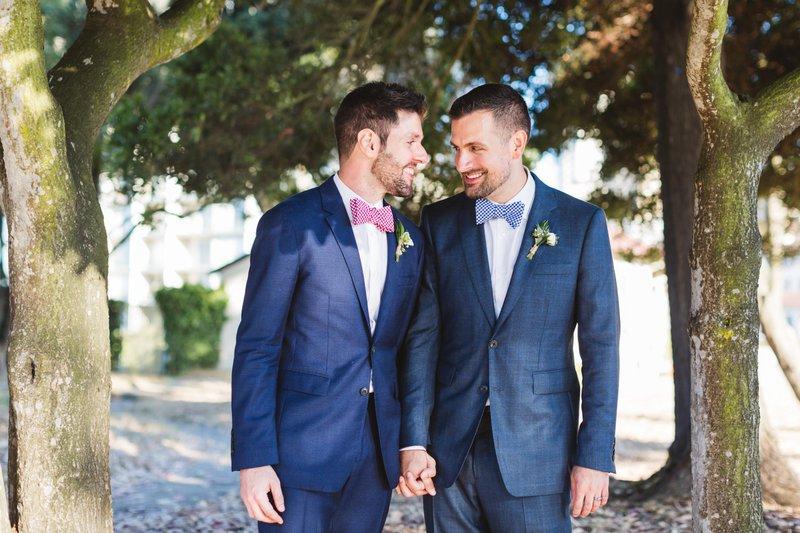 Wedding of Eduardo and Dieter cover photo