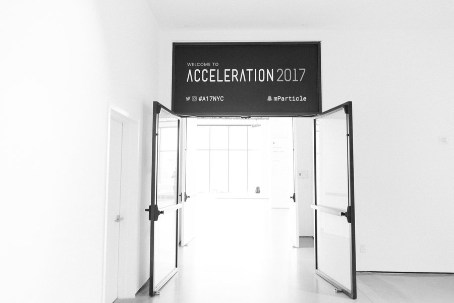 Acceleration 2017 cover photo