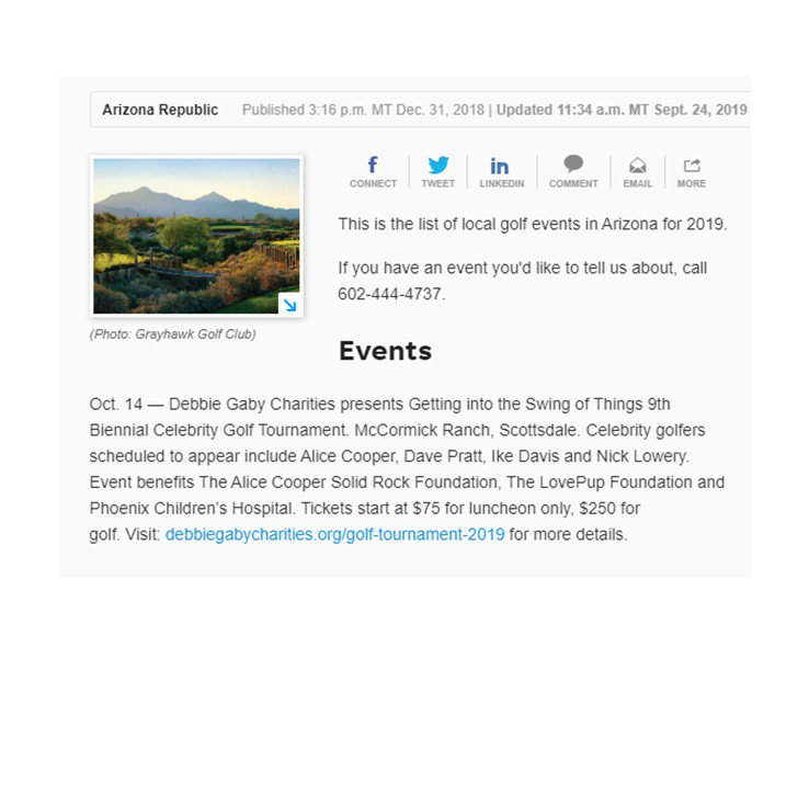 Getting into the Swing of Things photo ARizona Republic article.jpg